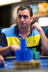 Robert Mizrachi - 12th Place