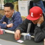 Soi Nguyen rubbing shoulders with big stack Toan Nguyen