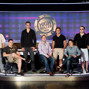 The 2013 $25,000 High Roller final table.