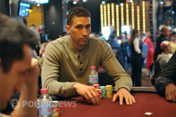 Frank Rusnak Leads After Day 1b