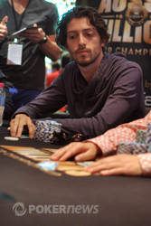 Kurganov Doubles Huge Through Shak