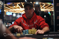 Mark Betts Eliminated in 9th Place (AU$120,000)