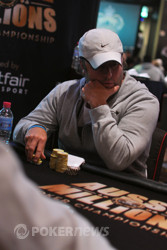 Damian Baldi Eliminated in 11th Place (AU$95,000)