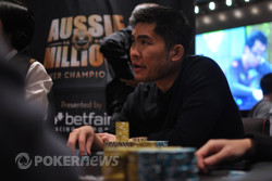 Ang Pangleng Eliminated in 14th Place (AU$70,000)