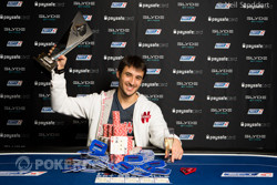 Remi Castaignon - 2013 EPT Deauville Main Event Champion