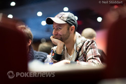 Negreanu Eliminated