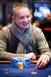 Pasi Sormunen Eliminated in 15th Place (£20,000)