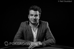 Chris Moorman Eliminated in 8th Place (£57,000)