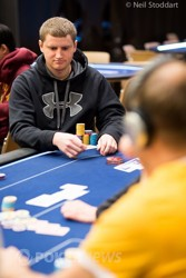 David Peters Eliminated in 15th Place (€22,000)