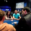Liv Boeree and David Sands