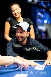 Negreanu Takes One Off O'Dwyer