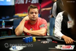 Timo Kohijoki Eliminated in 7th Place (PHP 564,000)
