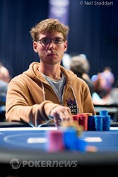Andrew Lichtenberger Eliminated in 14th Place (€47,000)
