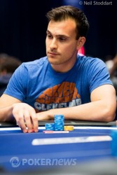 Kevin Iacofano Eliminated in 17th Place (€30,000)