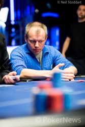 Vasili Firsau Eliminated in 10th Place (€76,000)