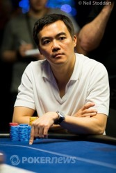 John Juanda Eliminated in 11th Place (€60,000)