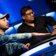 Daniel Negreanu and Victor Ramdin