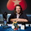 Steve O'Dwyer - Winner of the PokerStars and Monte-Carlo® Casino European Poker Tour Grand Final Main Event.