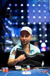 Negreanu Settles for a Double Up
