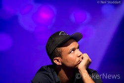 Phil Ivey Eliminated By Mercier