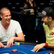 Patrik Antonius and Daniel Negreanu