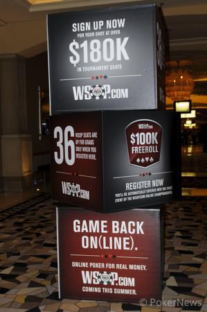 WSOP.com signup