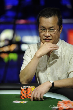 Binh Ta, WSOP 2013 Event 3 Day 03 Final Table