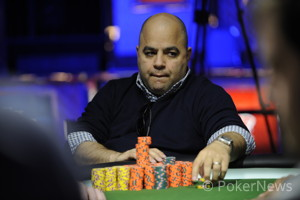 Ruben Ybarra , WSOP 2013 Event 3 Day 03 Final Table
