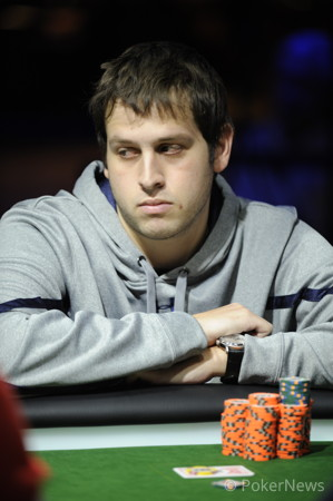 Darren Rabinowitz, WSOP 2013 Event 3 Day 03 Final Table