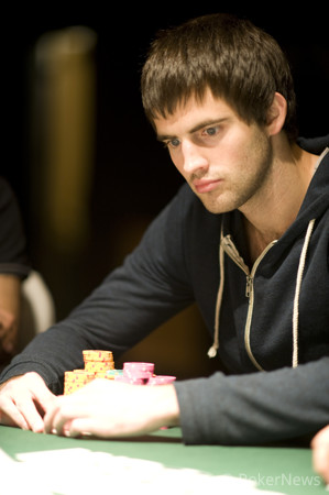 Matthew Ashton at WSOP Event 05 Day 3 Final Table