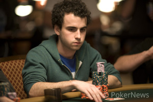 Dan Kelly on Day 3, Hunting for His Second WSOP Bracelet