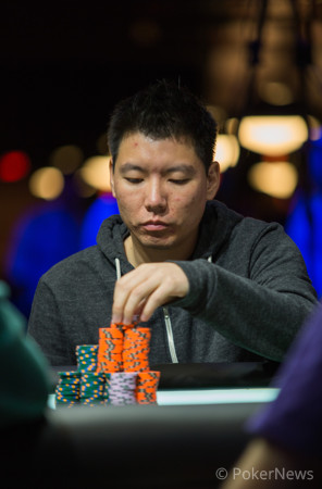 Benny Chen is Our New Chip Leader