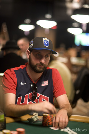 Luke Vrabel Eliminated in 11th Place ($22,786)