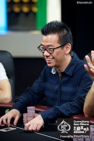 Anson Tsang Eliminated in 7th Place (HK$7,150,000)