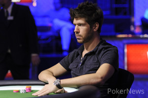 Mark Radoja is Experiencing the Swings of Heads-Up Play
