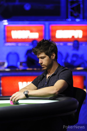 Mark Radoja Has Doubled Through Don Nguyen