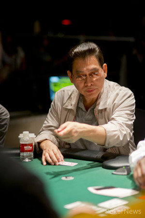 Tony Ma Eliminated in 5th Place ($57,521)