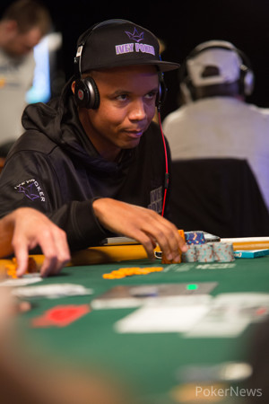 Ivey Chopped Up and Eliminated By Bloch and Rabtsov