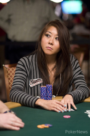 Maria Ho (Day 2) - 19th Place