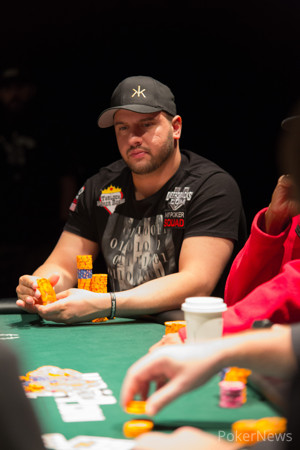 Seat 2: Michael Mizrachi (320,000 in chips)