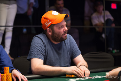 Francesco Barbaro Eliminated in 17th Place ($12,267)