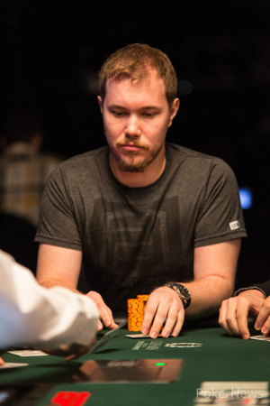 Alexander Kostritsyn Eliminated in 15th Place ($15,574)