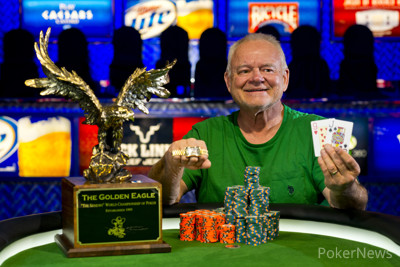 WSOP Gold Bracelet Winner Kenneth Lind