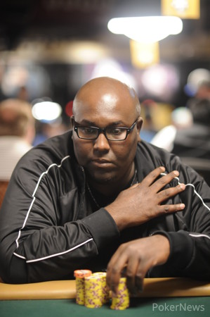 Darin Thomas Eliminated in 17th Place ($6,900)