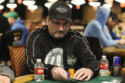 Mike Matusow doesn't think much of Razz.