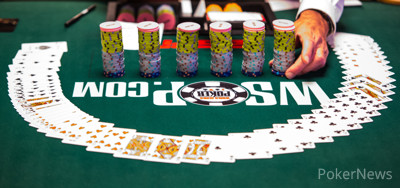 Action Awaits, Day 1 Set to Begin for Event 41: $5,000 Pot-Limit Omaha (Six-Handed)