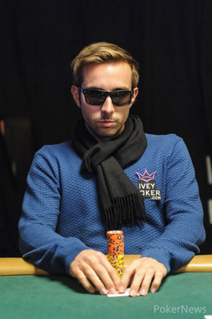 Nicolas Cardyn Just Pulled the Wool Over Daniel Negreanu's Eyes Here on Day 2