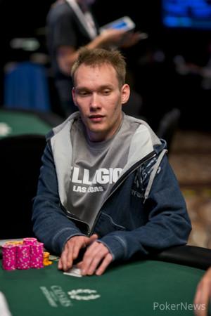 Ville Mattila - 10th Place