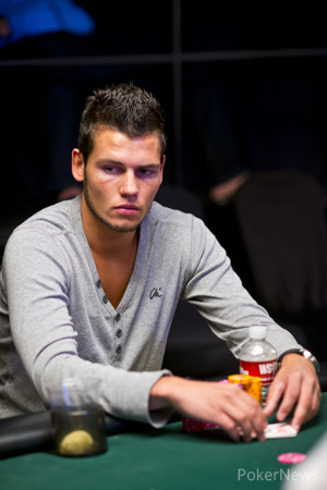 Lucas Vandenbelt - 14th Place