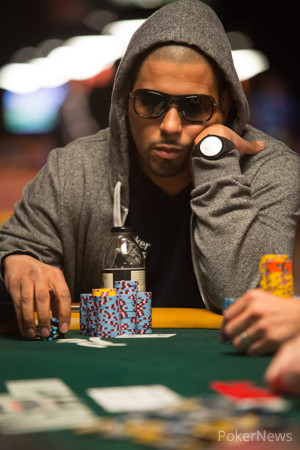 David Williams Eliminated in 18th Place ($7,697)